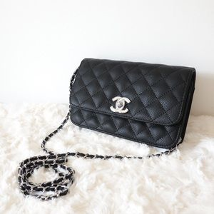 Chanel mini 7 x 4 x 1